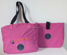 New Fashion Simple Design rose Over the Shoulder Laptop Bags for women