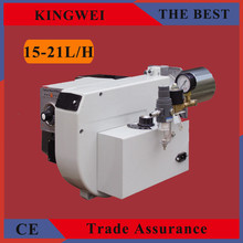 alibaba express new products ce 15-21L/H KV-30 used oil burner for sale