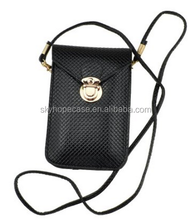 Purse Cell Phone Case, Cross Body Mobile Phone Case, Wallet Cell Phone Pouch For Iphone 5S/6/ 6 Plus