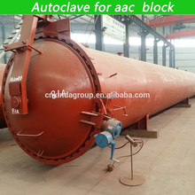 Big autoclaved aerated concrete equipment for steam curing for AAC blocks