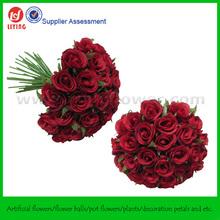 36 Heads Decoration Wedding Flower For Wedding Car