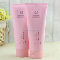 Hot sale Aromatic Hand Body Whitening Lotion 200g