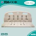 تصميم جديد sa338a الرعاية الصحية الطبية سرير مستشفى مستعملة