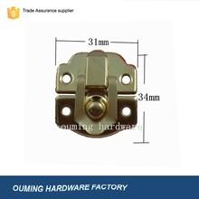 mini gift box lock small jewelry box latch metal lock latch for wooden box