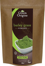 Organic New Zealand Barley Grass Powder - 200g