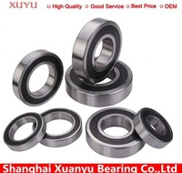 Ball Type 6203 2RS bearing 17*40*12mm bearing deep groove bearing deep groove ball bearing