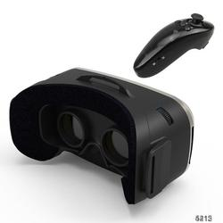 """2015 Virtual Reality plastic xnxx 3d glasses OEM factory for google cardboard glasses for 4.7-6.0"""" mobile for iPhone"""