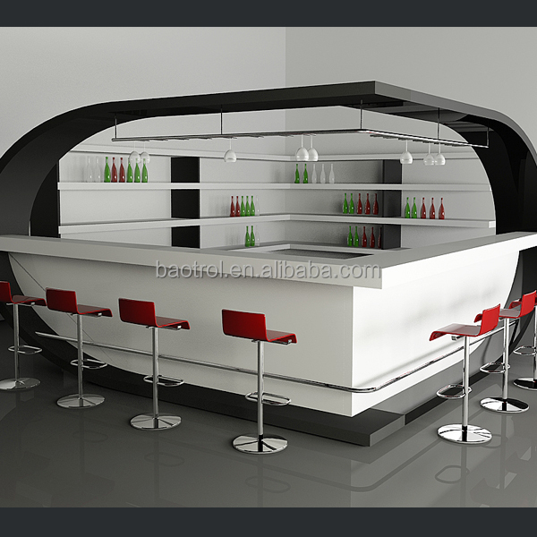 Più caldo mobili bar banconi bar di design cucina disegni bancone ...