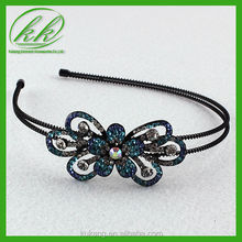2014 summer jewerly and beads hair band for girl kk-870-1