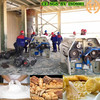 process hard, soft, durum wheat of of 150T/24H wheat flour milling machi