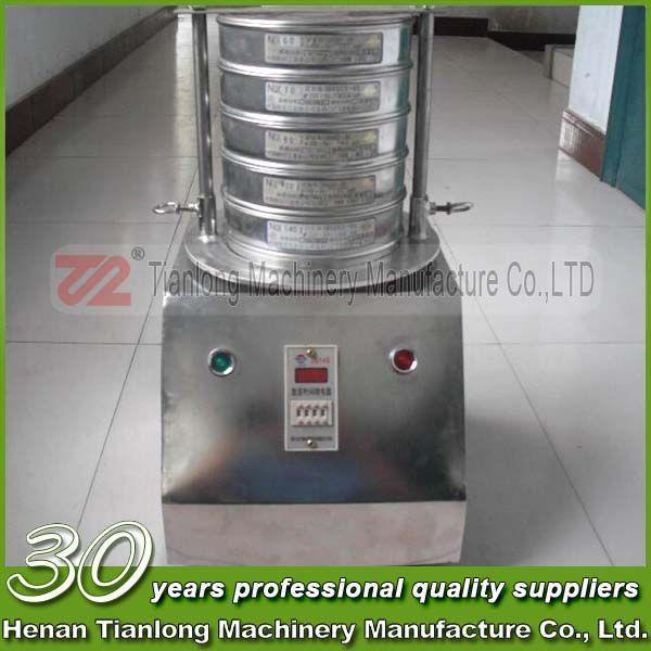 Henan Tianlong Milk Testing Sieve Equipment with Time