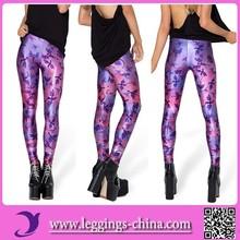 (D818)Wholesale 92% Polyester 8% Spandex Naked Woman Leggings Girls pics