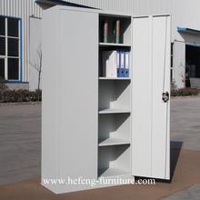 Metal 4 Shelves Godrej Cupboard With Cyber Lock