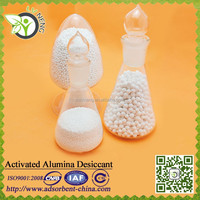 MSDS 3-5mm Activated Alumina Desiccant manufacturer in lowest price
