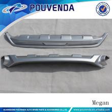 Parachoques delantero y trasero patinan palte para Honda Vezel accesorios de automóviles Pouvenda fabricante