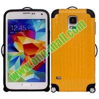 Hybrid TPU and Hard Case Cover For Samsung Galaxy S5 i9600 G900
