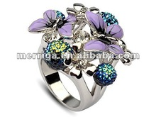 2012 fashion jewelry female big stone ring