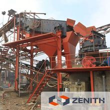Zenith german technical cone crusher copper ore with large capacity
