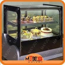 Large radiator cooling faster, more energy saving china cabinet