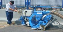 China Mobile Road Surface Shot Blasting Machine/pavement Abrator Price Equipment Factory