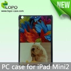 Sublimation cellphone case for IPADMINI plastic with Aluminum insert