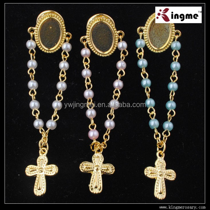 Gold plated religious pin brooch.jpg