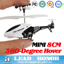 LiHuang Toys 1211 MINI 8CM 360-DEDREE HOVER REMOTE CONTROL HELICOPTER FOR SALE