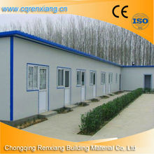 Good Looking Light Steel Structure 1 Storey Prefab Small Wooden Prefab House China and Steel Structure Plans