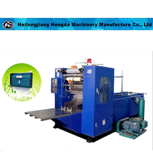 New type hand paper towel making machine V fold