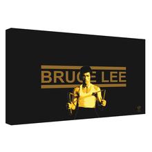 Bruce Lee Poster Printing Modern Canvas Art