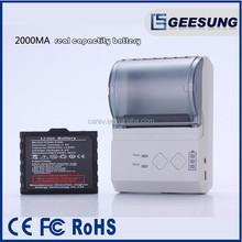 Bluetooth Mobile & Pocket Printer / 58 MM Bluetooth Printer