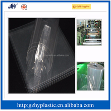 China hot selling thin clear plastic sheet and pvc flexible cover plastic sheet for packaging