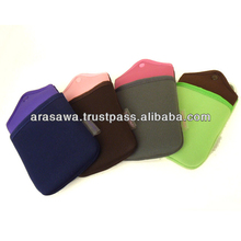 Japanese design pouches and gifts bags polyester computer case for oem