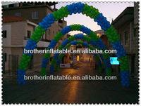 12inch Latex balloon spiral shaped latex balloons