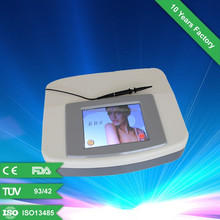 8.4inch LCD touch screen vein vascular removal beauty machine for beauty salon& beauty spa and laser clinic