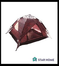 factory beautiful design canvas camping tents