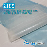 High Clear PET Film For Heat Transfer Sticker