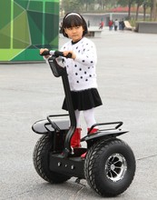 Sport electric scooter 2 wheels self balance chariot moped car