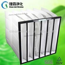 bag filter pocket filter synthetic fiber media