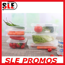 Hot High Quality Eco-friendly Disposable Food Containe,Transparent Disposable Lunch Box,Microwave Plastic Takeaway Lunch Boxes
