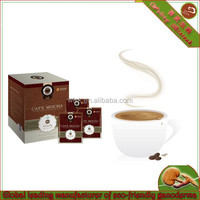 organic ganoderma reishi instant coffee in 6 flavors