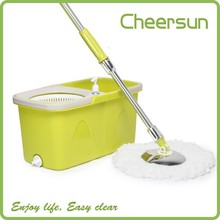 2015 new product Floor Cleaning Easy Spin and Dry 360 Rotating Easy Mop