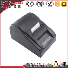5890T Cheap price mini pos 58 mm thermal receipt printer with usb cable