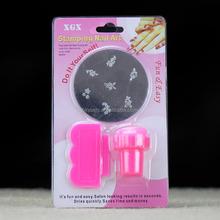 plate nail stamping set/kit