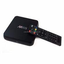 M8S plus Gigabit lan new Android 5.0 OS Amlogic S812 Mali450 KODI free addons quad core tv box with Learning TV key remote