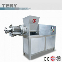 easy cleaning and installing automatic poultry chicken frozen meat cutting machine