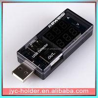 power bank usb voltage current meter tester ,H0T075, 12v led voltmeter