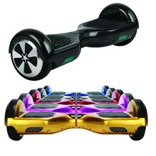 6.5'' Electric Self Balancing portable Scooter Two Wheels Li-ion Battery LED Shining Wave Moto Portable folding Scooter