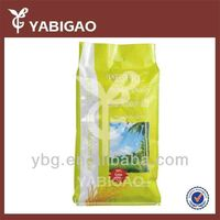 China supplier hot sale pp woven rice bag for 50kg ,25kg bag of rice