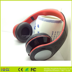 Popular stereo comfortable disco headphone driver (OEM accept)